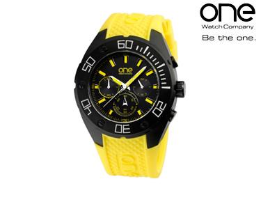 Relógio One®  Colours Pantone | Amarelo