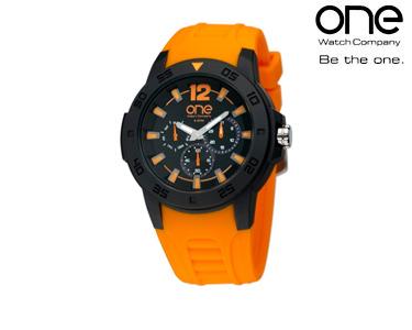 Relógio One® Sprint | Laranja