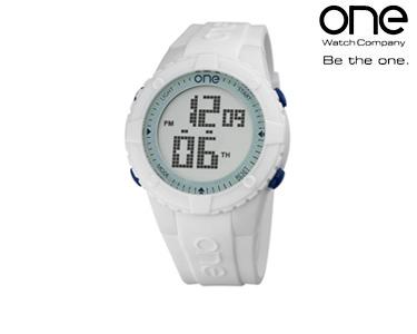 Relógio One® Digi | Branco