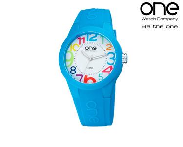 Relógio One® Mix Summer | Azul