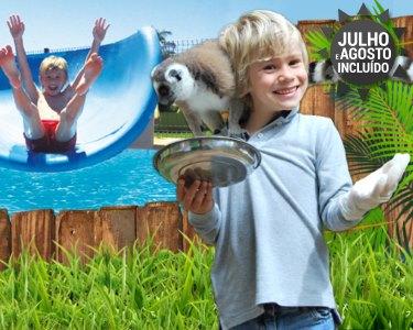 Glenridge Resort | 2 a 7 Nts em T2 até 6 Pessoas & Entradas no Krazy World