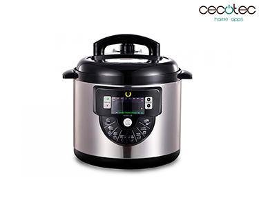 Robot de Cozinha Programável c/ 16 Funções Modelo F | Cecotec®