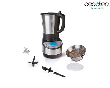 Robot de Cozinha Multifunções Cecomix Cecotec® | Cozinha e Tritura