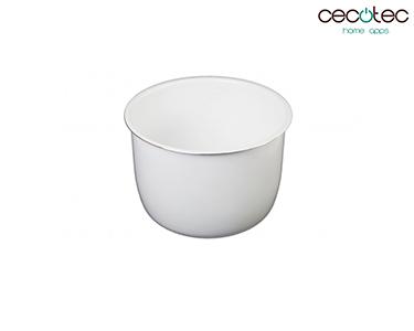 Recipiente Cerâmico Branco | Cecotec®