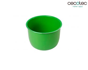 Recipiente Cerâmico Verde | Cecotec®