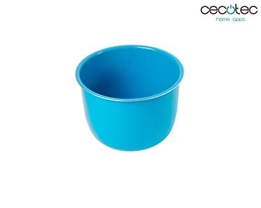Recipiente Cerâmico Azul | Cecotec®