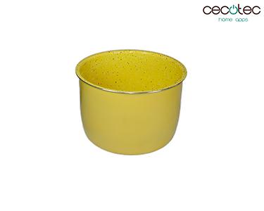 Recipiente Excelence de Pedra Amarela | Cecotec®