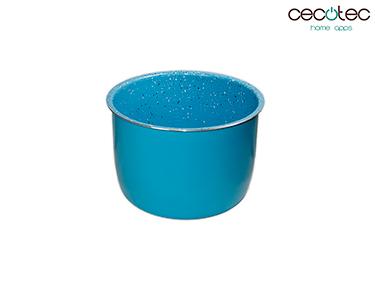 Recipiente Excelence de Pedra Azul | Cecotec®