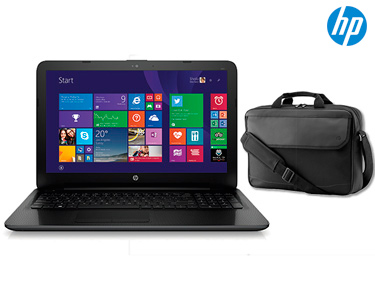 Portátil HP 250 G4 15.6' | 4GB | 500GB |Windows 10 + Mala