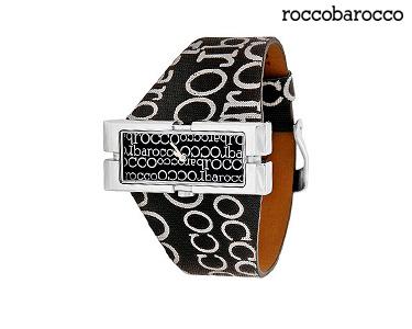 Relógios Rocobarroco® | Preto & Branco