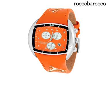 Relógios Rocobarroco® | Change Crono Laranja