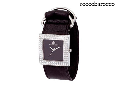 Relógios Rocobarroco® | Soft Leather Preto