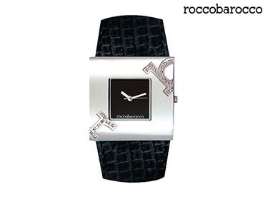 Relógios Rocobarroco® | Time Square Preto
