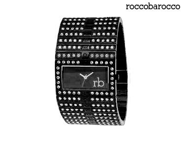 Relógios Rocobarroco®   Star Shine Preto