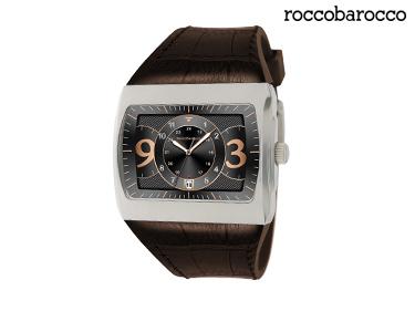 Relógios Rocobarroco® | Finger Leather Castanho