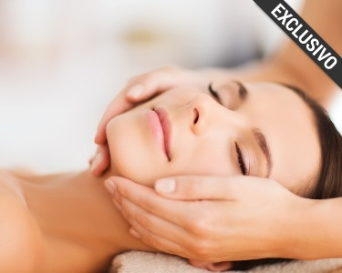 Tratamento Facial Intensivo Anti-Age! 80 Min. | 13 Holmes Place Spa