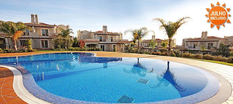 Luxo na Quinta do Lago - Algarve » Férias no The Crest: 1 a 7 Noites até 6 Pessoas