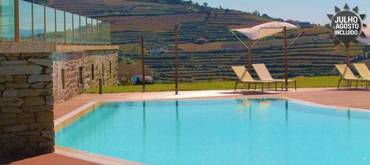 Douro Scala 5*   1 a 7 Noites c/Opção de Meia Pensão ou Tudo Incluído