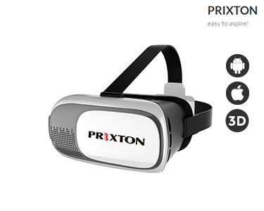 Óculos Prixton®   Realidade Virtual E 3d