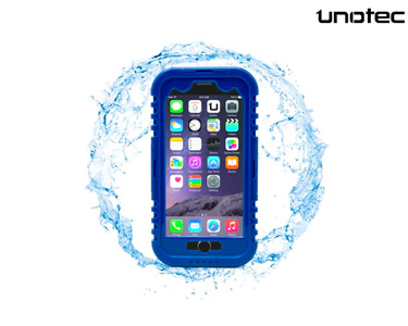 Capa  Resistente à água Unotec | iPhone 6