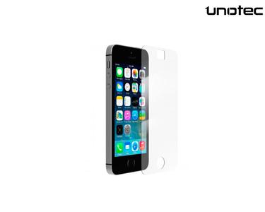 Pelicula de Cristal Protecção Privacidade Unotec | iPhone 5/5S/SE