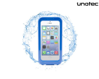 Capa Resistente à Água Unotec | iPhone 5/5S/SE