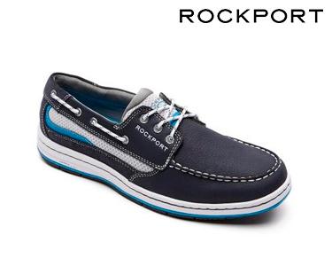 Sapatos Casuais Eye Boat Rockport® | Azul