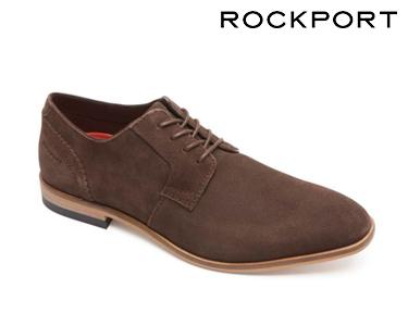 Sapatos Casuais Blutcher Rockport® | Castanho