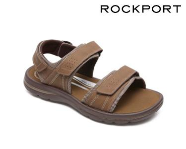 Sandálias Quarter Strap Rockport® | Camel