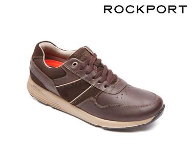 Ténis Exo-Soft Rockport® | Castanho