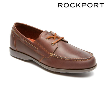 Sapatos de Vela Summer Sea Rockport® | Castanho