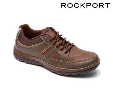 Sapatos Casuais Blucher Rockport® | Castanho