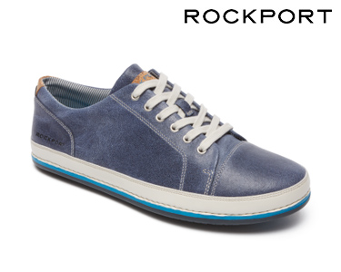 Ténis Harbor Point Lace Rockport® | Azul