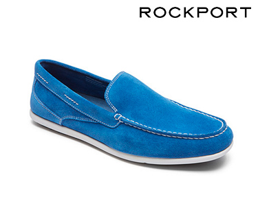 Sapatos Casuais Venetian Rockport® | Azul Navy