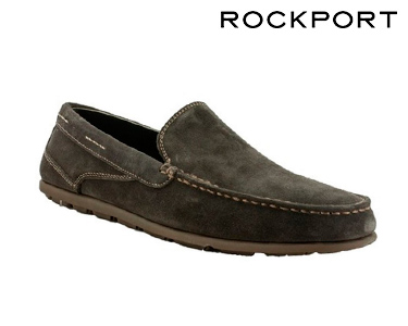 Mocassins Venetian Rockport®   Castanho Escuro