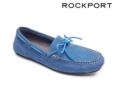 Mocassins Classic Flash Rockport® | Azul