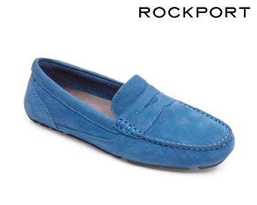 Mocassins Flash Penny Rockport® | Azul