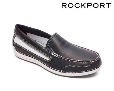 Sapatos Casuais Shoal Rockport® | Castanho