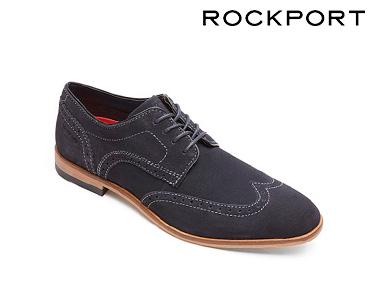 Sapatos Clássicos Wing Rockport® | Azul