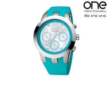 Relógio One® | Balance Azul