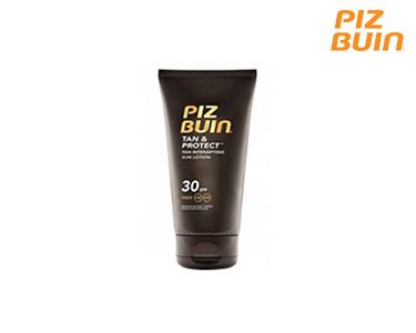 Piz Buin® Loção Corporal Acelera o Bronzeado SPF30   150ML