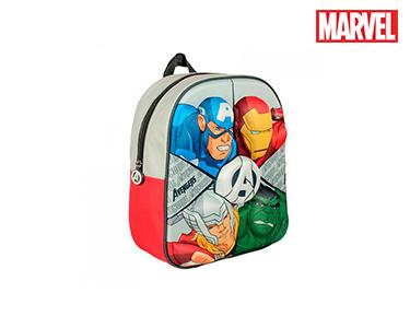 Mochila Escolar 3D | Avengers