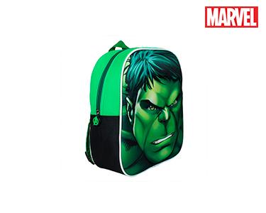 Mochila Escolar 3D | Hulk