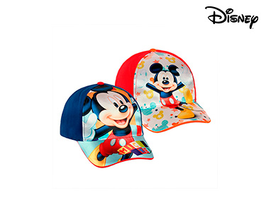 Boné Infantil Mickey Mouse | Escolha a Cor