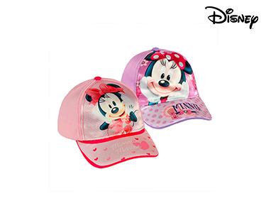 Boné Infantil Minnie Mouse | Escolha a Cor