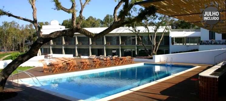 Férias Fantásticas! 1 a 7 Noites junto à Praia Fluvial da Tapada Grande | Alentejo Star Hotel 4*