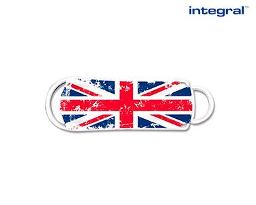 Pen USB Integral® Union Jack