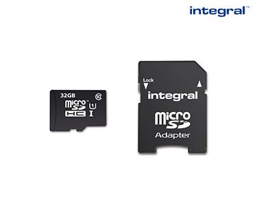 Cartão Micro SDHC Recomendado Smartphone & Tablet  4K   3D