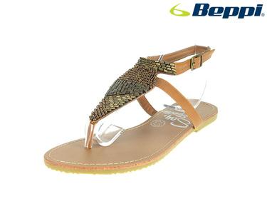 Sandálias Casuais Beppi®   Castanho