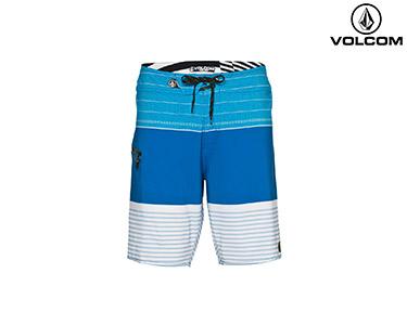 Calções de Banho Volcom® Horizon Mod | Azul